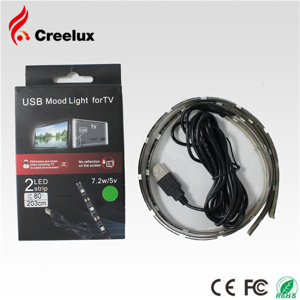 5v USB Strip TV backlight